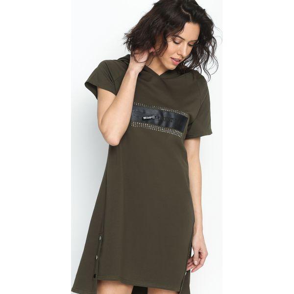 e08d1d4c93 Ciemnozielona Sukienka Best Bet - Zielone sukienki damskie marki ...