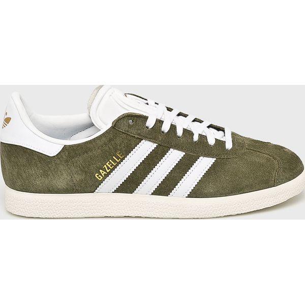 adidas damskie zielone buty