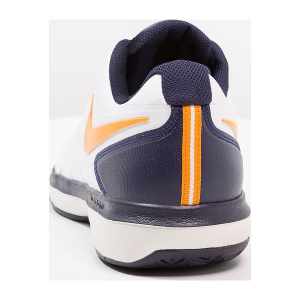6c859d6785b6d Nike Performance AIR ZOOM PRESTIGE HC Obuwie multicourt white/orange ...
