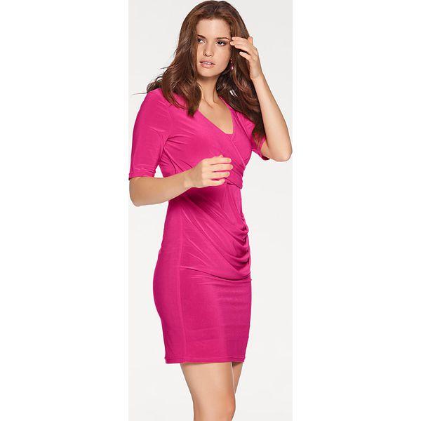 824dd43af1 Sukienka w kolorze fuksji - Czerwone sukienki damskie marki Ashley ...