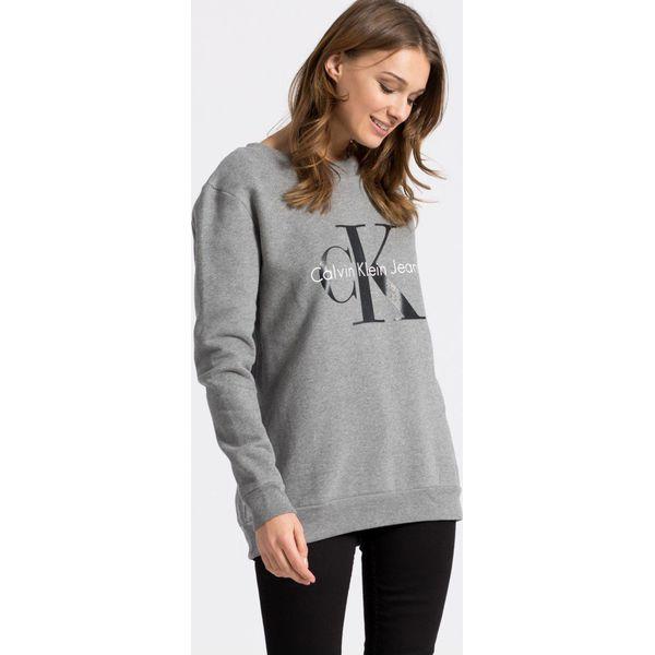3d0b98c0b40ae Calvin Klein Jeans - Bluza - Bluzy damskie marki Calvin Klein Jeans ...