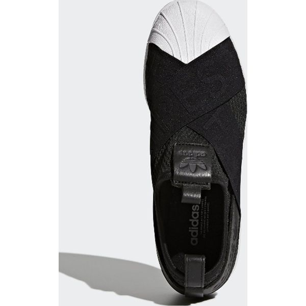 adidas Originals SUPERSTAR SLIP Tenisówki i Trampki black