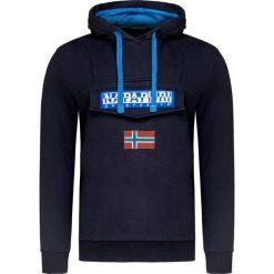 6052cd35143b06 Bluza NAPAPIJRI BURGEE 2. Bluzy męskie marki Napapijri. W wyprzedaży za  264.00 zł.