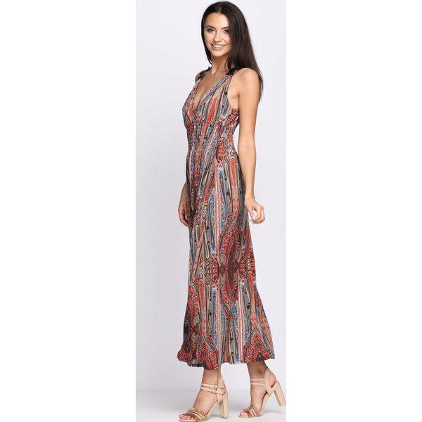 c5e10a376bf4 Koralowa Sukienka Can t Stop - Pomarańczowe sukienki damskie marki ...