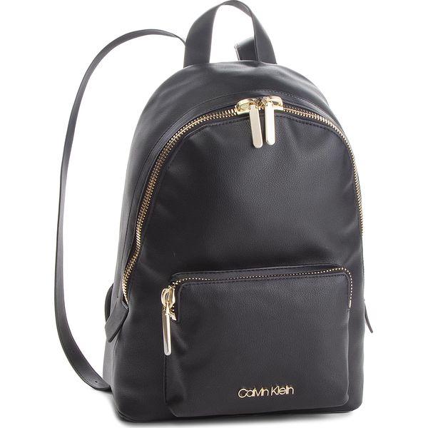 62b1e10dc340 Plecak CALVIN KLEIN - Drive Backpack K60K604462 001 - Czarne plecaki ...