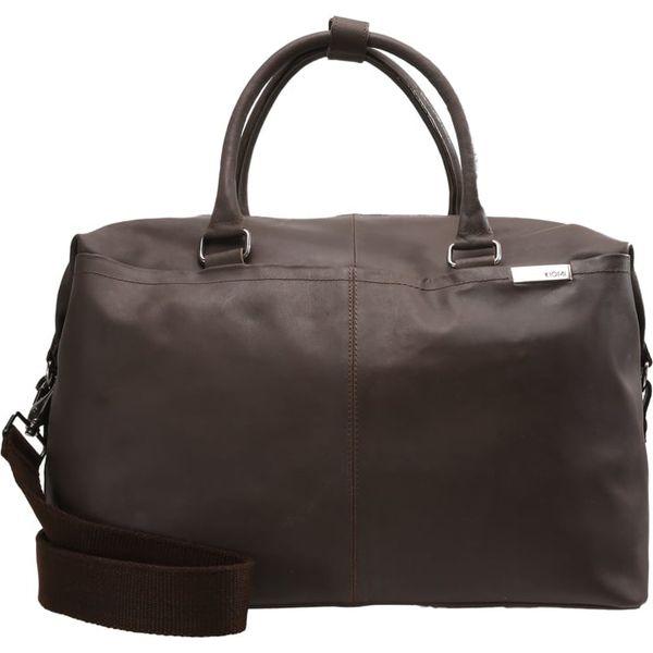 c05da6f2bbb48 KIOMI Torba weekendowa brown - Brązowe torby podróżne damskie marki KIOMI