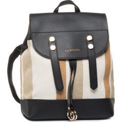 Czarne torby i plecaki damskie Monnari Kolekcja wiosna