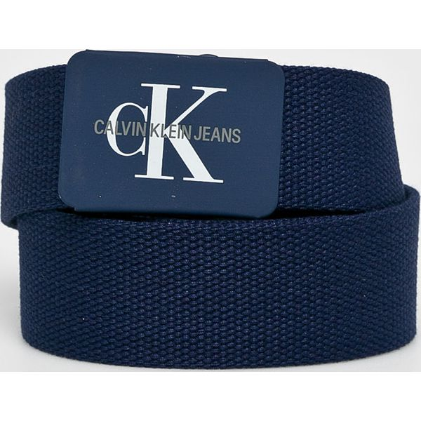 0cf9ba2b123969 Calvin Klein Jeans - Pasek - Paski męskie Calvin Klein Jeans. W wyprzedaży  za 139.90 zł. - Paski męskie - Akcesoria męskie - Akcesoria - Sklep Radio  ZET