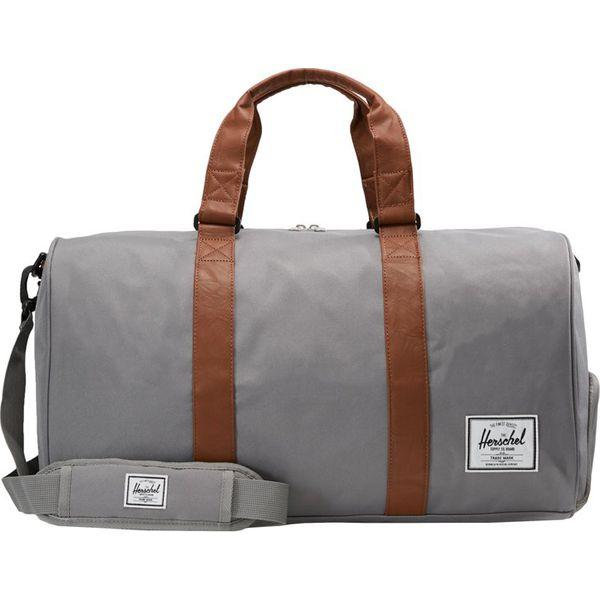 40a1448a59b46 Herschel NOVEL Torba podróżna grey - Szare torby podróżne damskie ...
