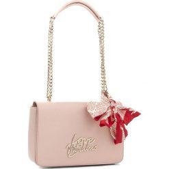 27a65a90dee5f Wyprzedaż - różowe torebki damskie marki Love Moschino - Kolekcja ...