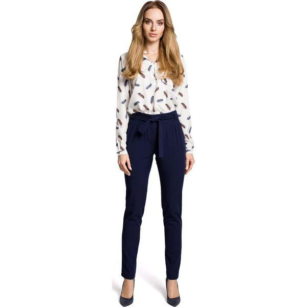 33ee1135e84701 Sklep / Odzież / Odzież damska / Spodnie damskie / Spodnie materiałowe ...