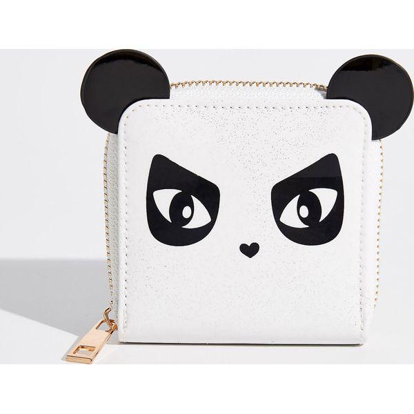 a7a1784318a0d Portmonetka panda - Biały - Białe portfele damskie marki Sinsay. Za ...