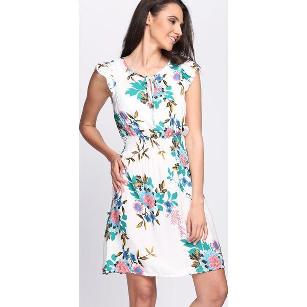 f86ffe1cd6 Biała Sukienka Lovage - Białe sukienki damskie marki Born2be