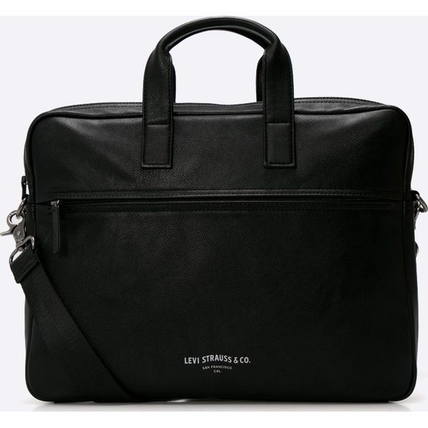 37844467fe9f2 Levi's - Torba - Brązowe torby na ramię męskie marki Levi's®, z materiału,  na ramię, małe. W wyprzedaży za 259.90 zł. - Torby na ramię męskie - Torby  męskie ...