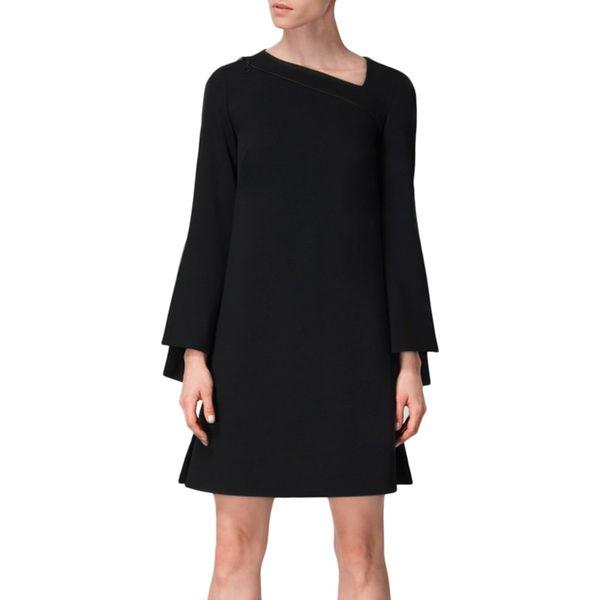 f274cf410c Sukienka w kolorze czarnym - Czarne sukienki damskie marki BOHOBOCO ...