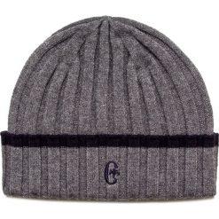 Siwa czapka męska Czapki męskie Kolekcja zima 2020