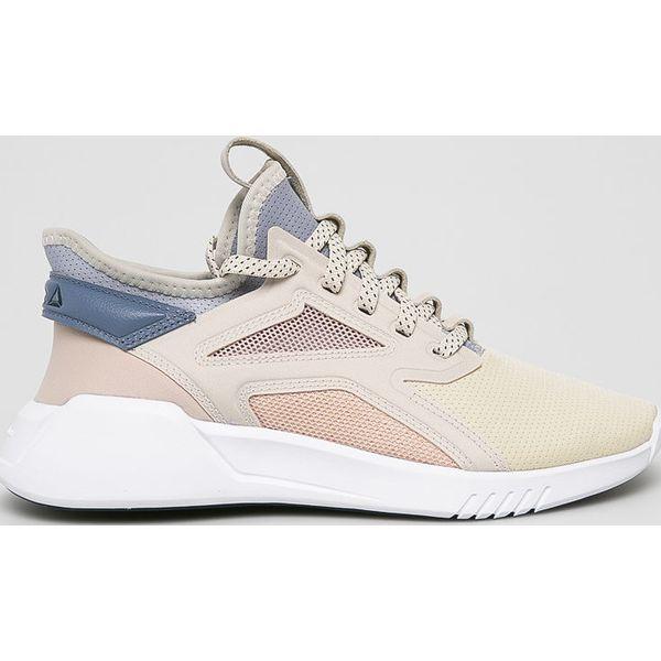 73cb1c2c Reebok - Buty Freestyle Motion - Brązowe obuwie sportowe damskie ...