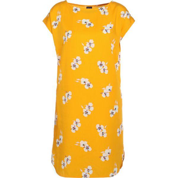 3beee1d37e Patagonia JUNE LAKE DRESS Sukienka sportowa mariposa rugby yellow ...