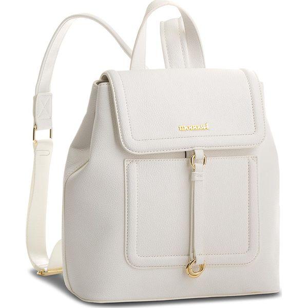 540d2db05b878 Plecak MONNARI - BAG5000-000 White - Białe plecaki damskie marki Monnari. W  wyprzedaży za 139.00 zł. - Plecaki damskie - Torby i plecaki damskie -  Akcesoria ...