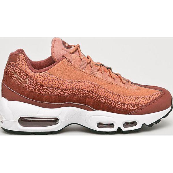 Buty Sportowe Nike Air Max 95 Czerwony Damskie