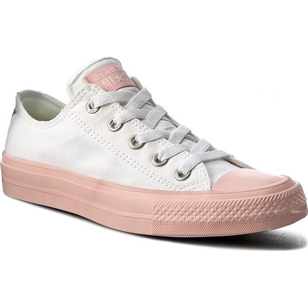 7f6497b431aa5 Trampki CONVERSE - Ctas II Ox 155728C White/Vapor Pink/Vapor Pink ...