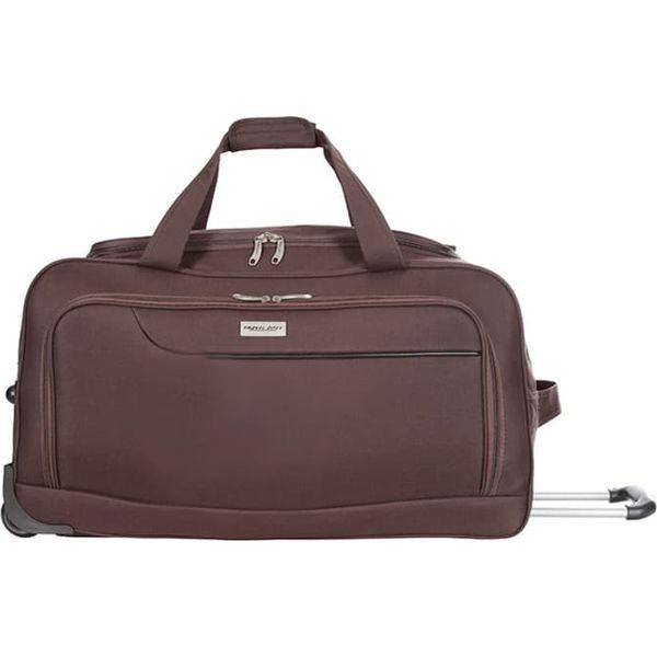 e702c7e9bf664 Torba podróżna w kolorze brązowym - 86 l - Brązowe torby podróżne damskie  marki Bagstone   Travel One