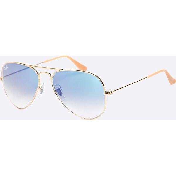a223267b8367 Ray-Ban - Okulary Aviator Large Metal - Okulary przeciwsłoneczne ...