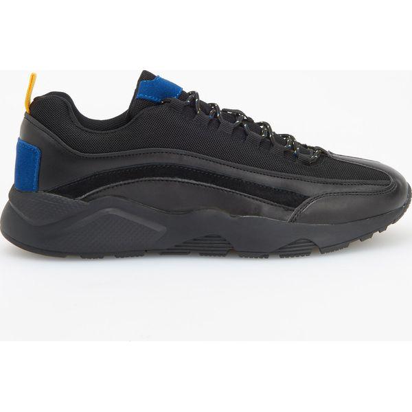 c9e3f204a61fa5 Buty sportowe - Czarny - Czarne buty sportowe męskie Reserved, Nike ...