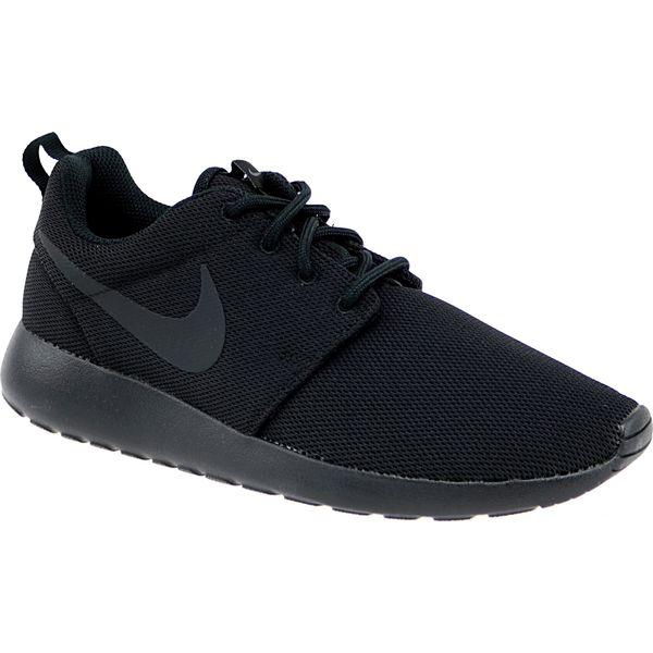 59b302ccd842b Nike Wmns Roshe One 844994-001 - Czarne obuwie sportowe damskie marki Nike,  z materiału. W wyprzedaży za 329.99 zł. - Obuwie sportowe damskie - Obuwie  ...