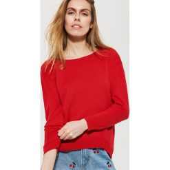 8030f1aee13f6c Gładki sweter - Czerwony. Czerwone swetry nierozpinane damskie marki House,  m. Za 59.99
