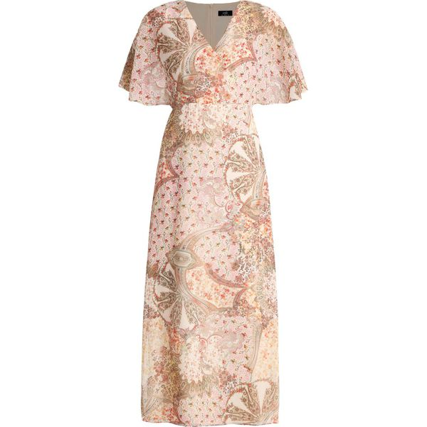 2113c25ac6 Wallis DITZY PAISLEY Długa sukienka ivory - Sukienki damskie marki ...