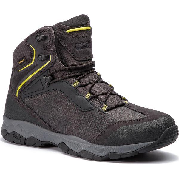 gorąca wyprzedaż niższa cena z klasyczny Trekkingi JACK WOLFSKIN - Rock Hunter Texapore Mid M 4032421 Lime Green