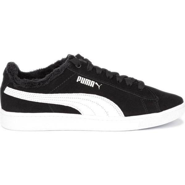 Puma Vikky V2 Fur Tenisówki Czarny