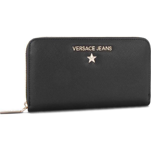ad5cd33b864d5 Duży Portfel Damski VERSACE JEANS - E3VSBPN3 70787 899 - Portfele damskie  marki Versace Jeans. W wyprzedaży za 249.00 zł. - Portfele damskie -  Akcesoria ...