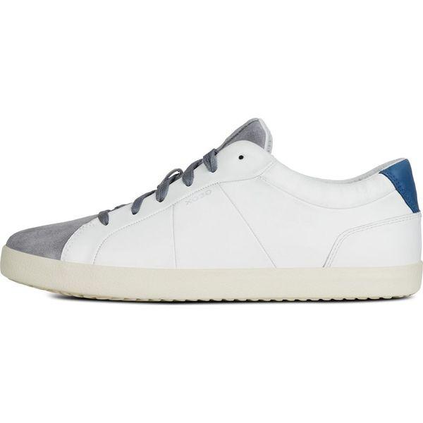 Geox tenisówki męskie Warley 42 białe