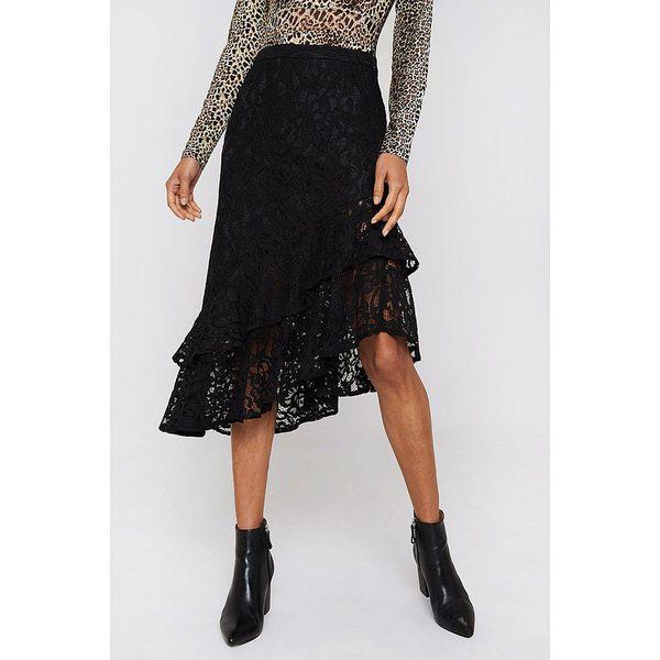 46d019af Spódnica w kolorze czarnym