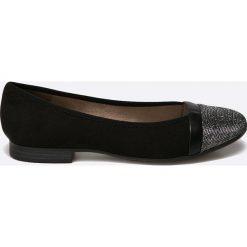 22104, Ballerines Femme - Noir - Noir, 36Jana