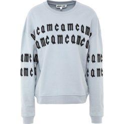 61025152de McQ Alexander McQueen SLOUCH Bluza light blue. Bluzy damskie marki McQ  Alexander McQueen.