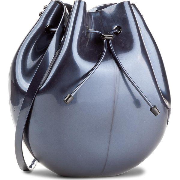 90e4cb27bc8f02 Torebka MELISSA - Sac Bag 34122 Blue 06591 - Niebieskie torebki do ...