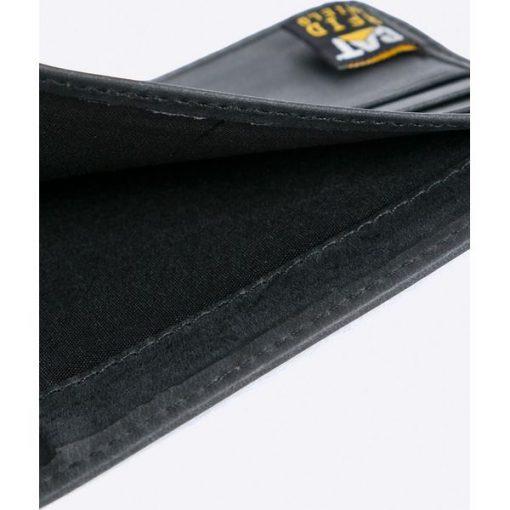 9e6dd6629727a Caterpillar - Portfel skórzany - Brązowe portfele męskie marki ...