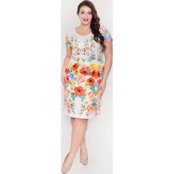 ea76b2eb Sukienki letnie maxi dla puszystych - Sukienki damskie - Kolekcja ...