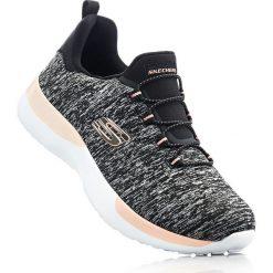 Sneakersy bonprix czarny melanż