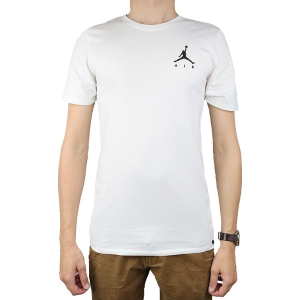 Jordan Air Jumpman Embroidered Tee AH5296 100
