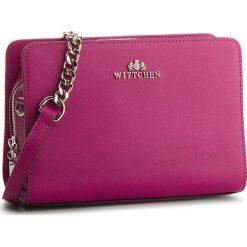 dba1c20b7c693 Różowe torebki wizytowe damskie marki Wittchen - Kolekcja wiosna 2019