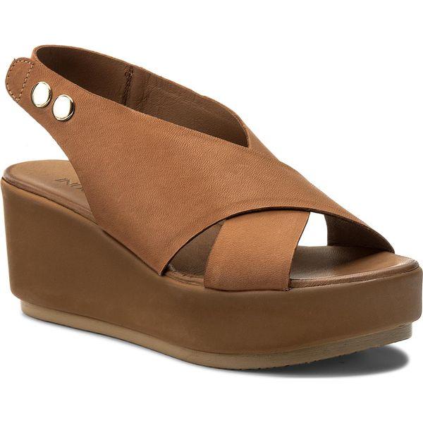 0b0e9cd0280db Sandały INUOVO - 8697 Coconut - Brązowe sandały damskie marki Inuovo ...