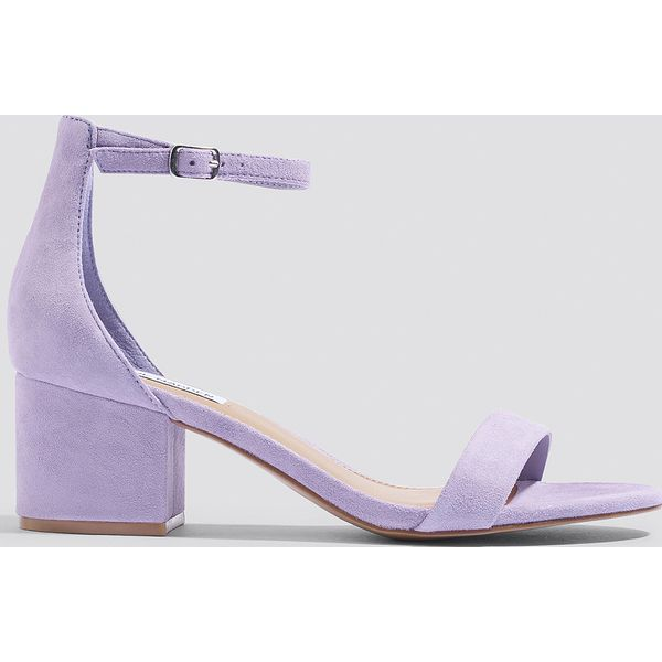 4417510c1268e Steve Madden Sandały Irenee - Purple - Fioletowe sandały damskie ...