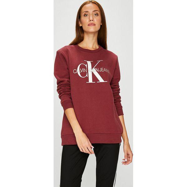 eba41284b Calvin Klein Jeans - Bluza - Bluzy damskie Calvin Klein Jeans. Za ...