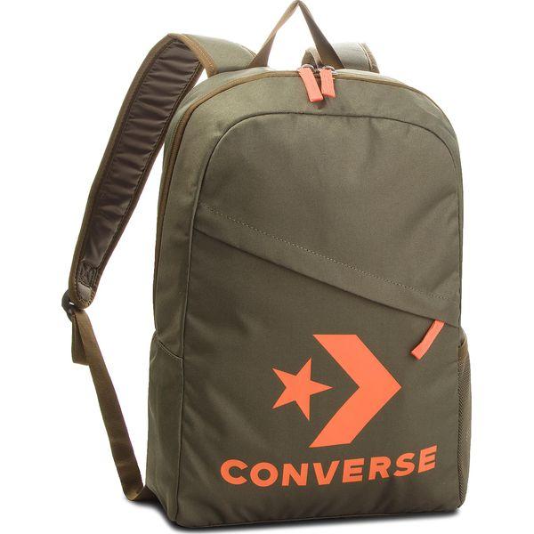 b8144c76f0d99 Plecak CONVERSE - 10008091-A02 Zielony - Plecaki damskie marki ...
