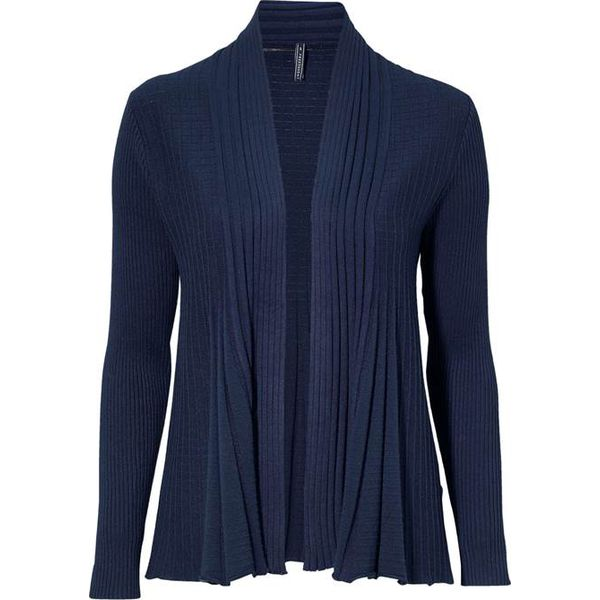 Freequent Sweter Claudisse granatowy female niebieski XL (44)
