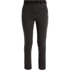 5d19501562d0 GANT Spodnie treningowe antracit melange. Szare spodnie dresowe damskie  GANT